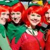 Karnevalszug in Rhede