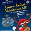 Nikolausmarkt am blues in Rhede