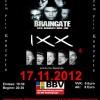 Braingate und IXX Band Live