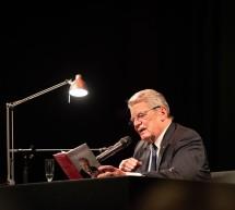 Joachim Gauck liest in Rhede