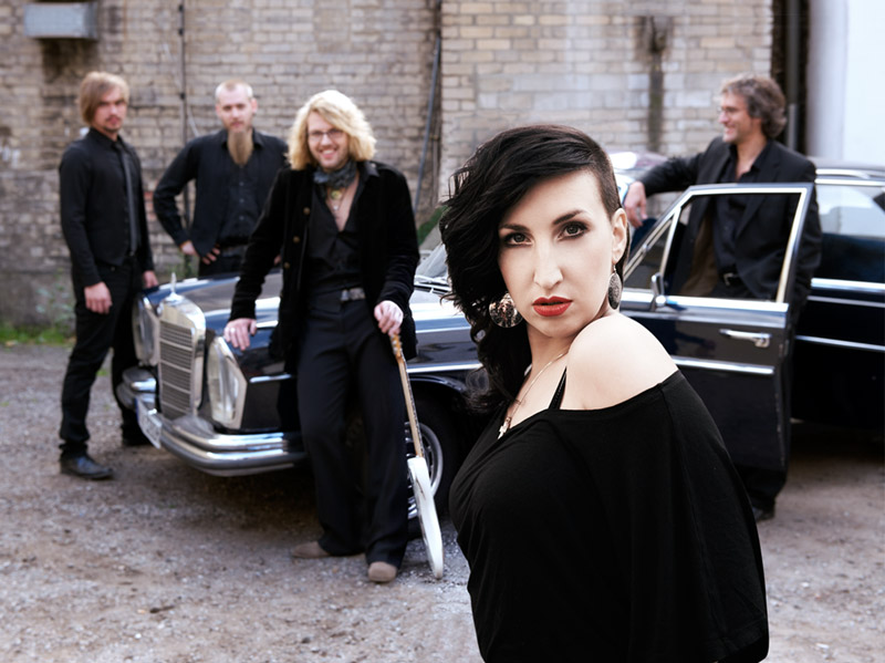 Jessy-Martens-Band